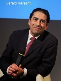 Gérald Karsenti