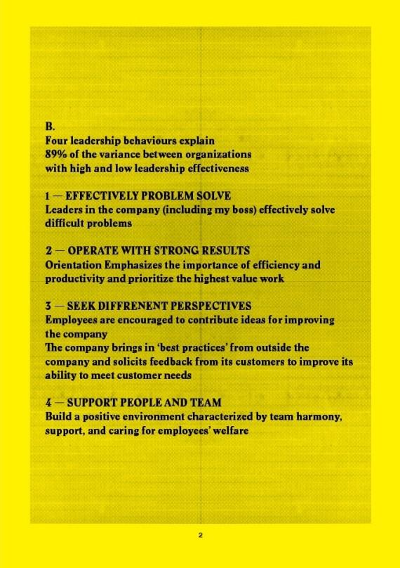 Shared Value - Les leaders de demain