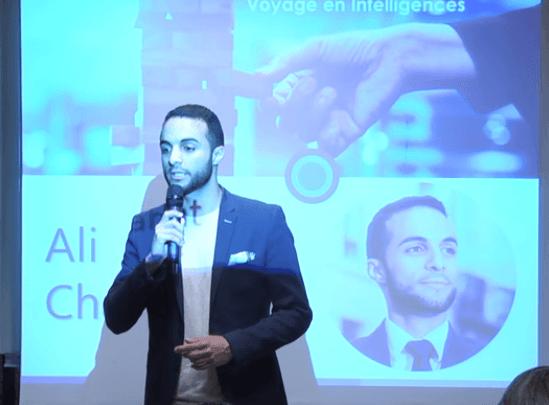 Intelligence Corporelle : Ali Chahat