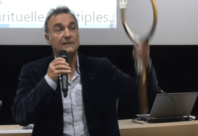Intelligences Relationnelle et Kinesthésique : Christophe Bourgois-Costantini