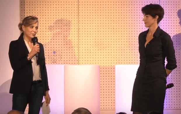 Agnès Bureau-Mirat, DRH et Administratrice de Sociétés et Delphine Buisson, Secrétaire Général de l'Alliance Eurus
