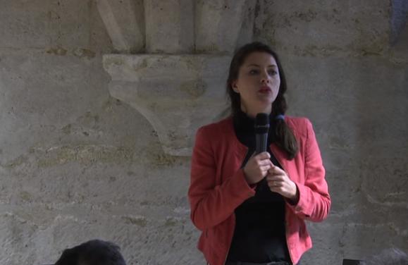 Intelligences stratégique et situationnelle : Elodie Mielczareck