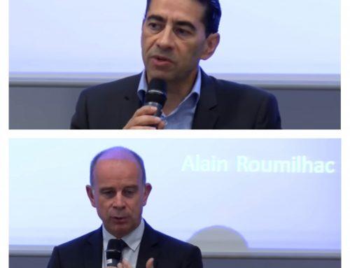 Conférence du 4 octobre 2016 : le leadership à l'ère digitale