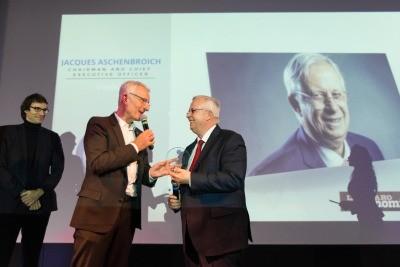Guillaume Pepy et Jacques Aschenbroich_Prix Leader CDL 2017