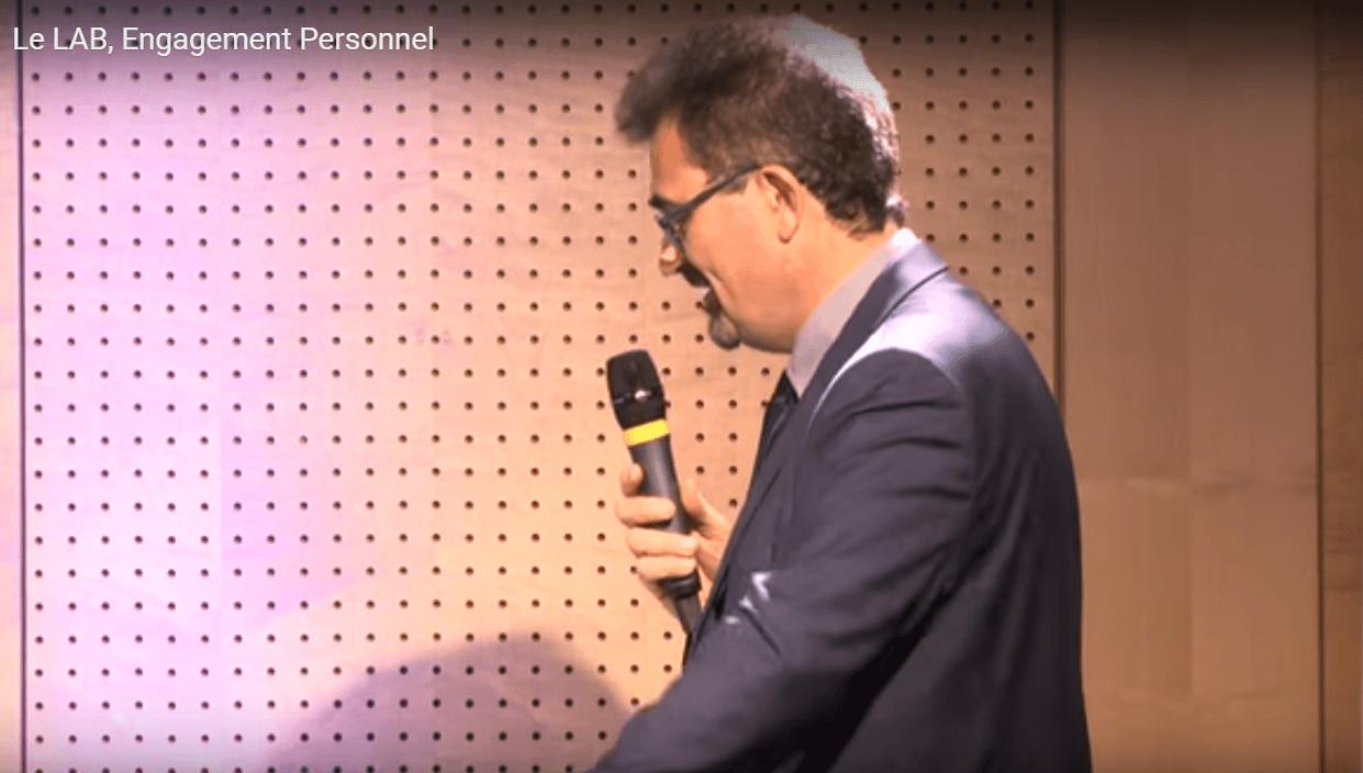 Eric Dodin, Directeur Général de Fraikin et Jean-Denis Budin, Président Fondateur du CREDIR