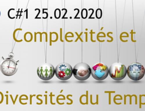 Conférence de Lancement 2020 : Complexités et Diversités du Temps