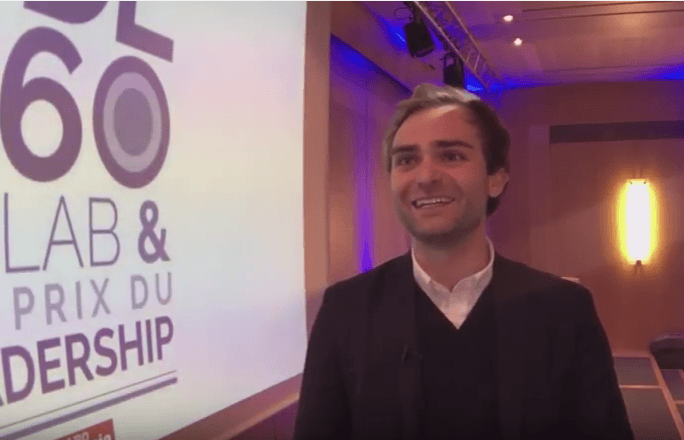 Xavier Duportet, CEO Eligo Bioscience