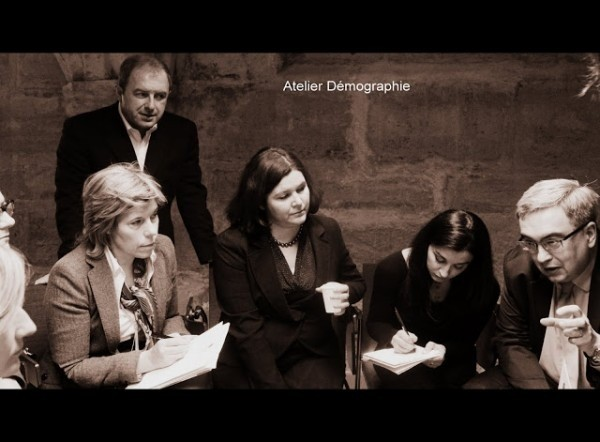 Atelier La Démographie