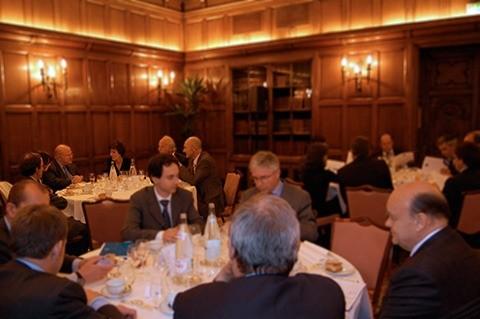 Dîner-débat avec André Santini organisé par Le Cercle du leadership